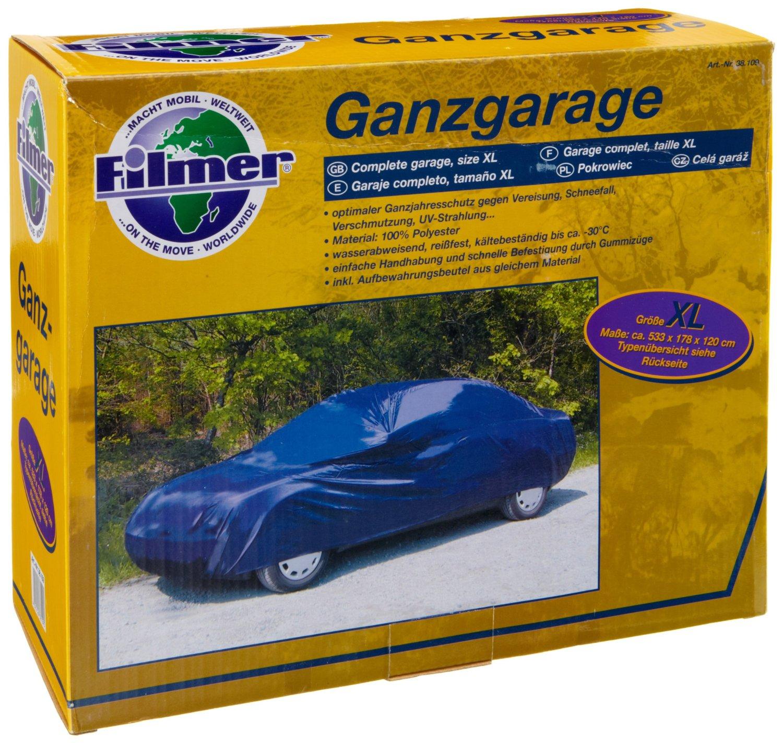 ca 533 x 179 x 119 cm blau Peugeot 607 Nylon Garage Größe XL